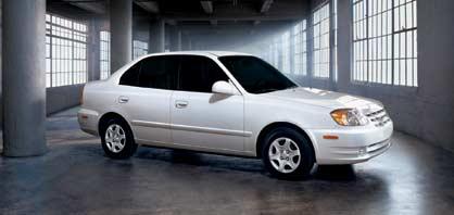 2005 Hyundai Accent Information