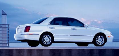 2001 2005 Hyundai Xg350 300 Information
