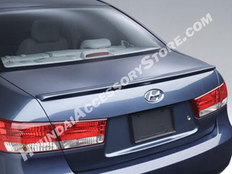 Hyundai Sonata Rear Spoiler