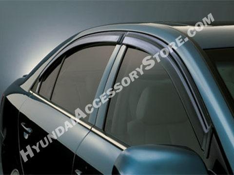 Hyundai Sonata Ventvisor