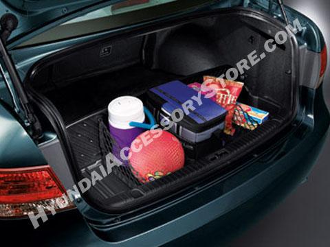 Hyundai Sonata Cargo Organizer