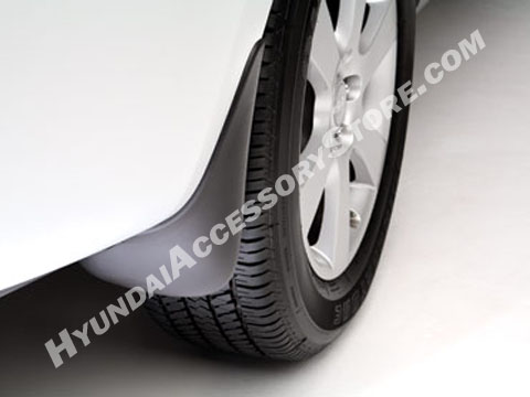 Hyundai Santa Fe Mud Guards