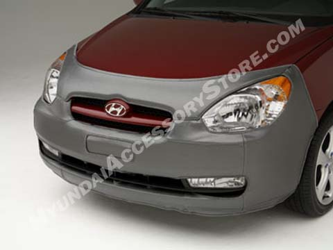 Hyundai Accent Carbon Fiber Front End Mask