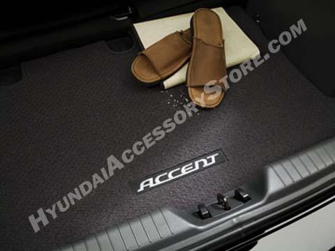 Hyundai Accent Cargo Mat