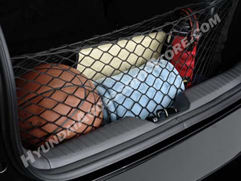 Hyundai Accent Cargo Net