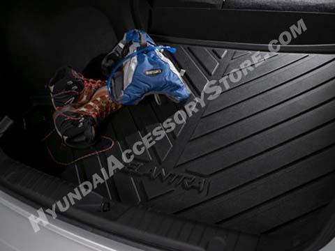 Hyundai Elantra Cargo Tray