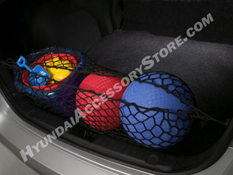 Hyundai Elantra Envelope Cargo Net