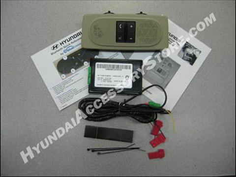 2006 11 Hyundai Accent Bluetooth Kit