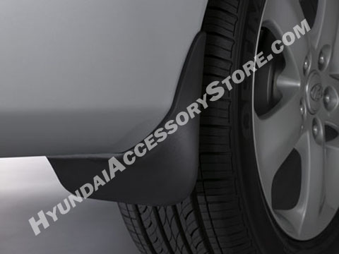 Elantra Touring Mud Guards