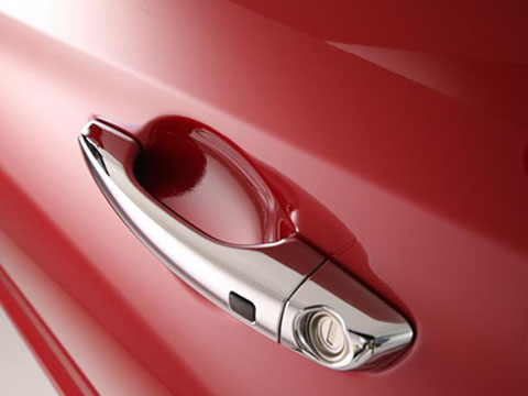 Hyundai Accent Door Pocket Protector