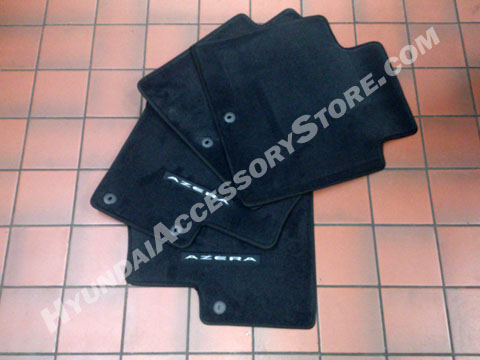 Hyundai Azera Carpeted Floor Mats