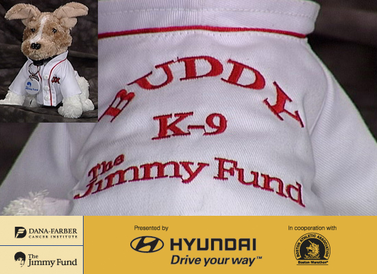 Jimmy Fund Buddy