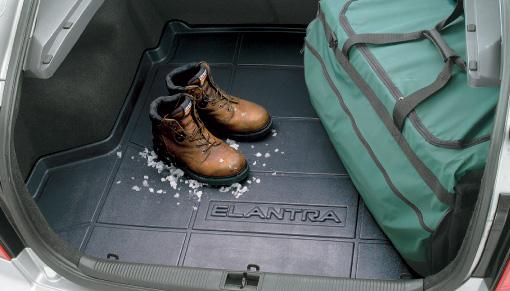 Hyundai Elantra GT Cargo Tray