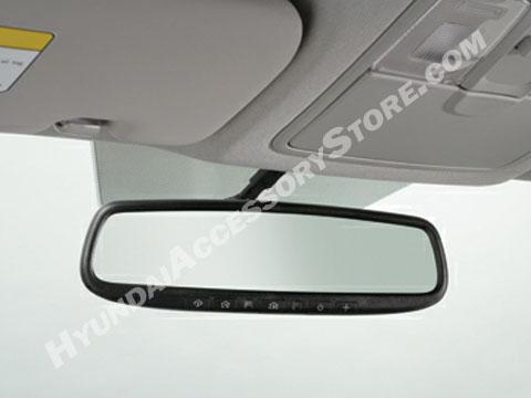 Hyundai Elantra Auto Dim Mirror