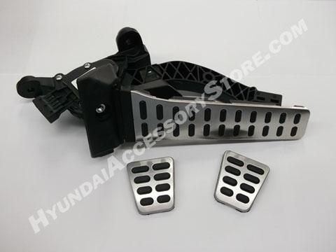 2011 16 Hyundai Elantra Sport Pedals
