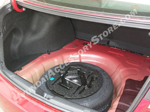 2011 16 Hyundai Elantra Custom Full Size Spare Tire Kit