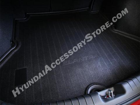 2017 Hyundai Elantra Reversible Cargo Tray
