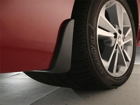 Hyundai Elantra Mud Guards