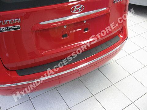 Hyundai Elantra Tourng Bumper Protector