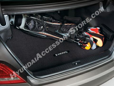 Hyundai Equus Trunk Mat