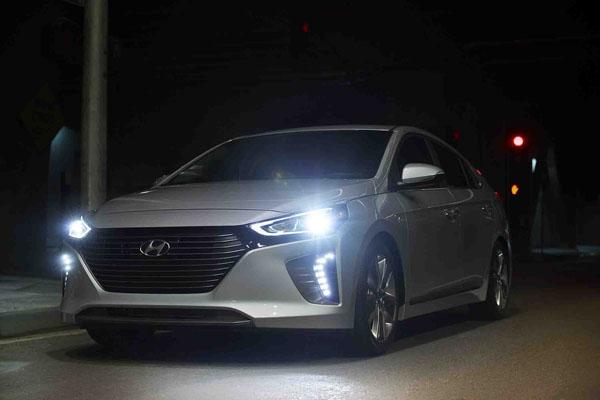 2017 Hyundai Ioniq Information Page