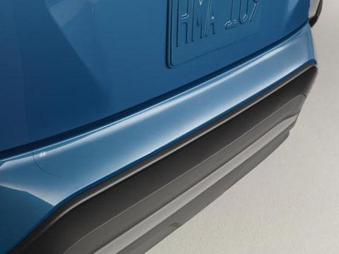 Hyundai Kona Rear Bumper Applique
