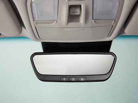 Hyundai Kona EC Mirror