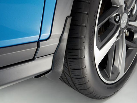 Hyundai Kona Mud Guards