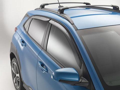 Hyundai Kona OEM Vent Visors