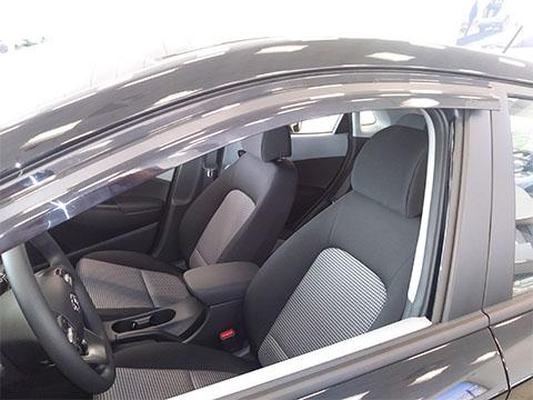 Hyundai Kona Vent Visors
