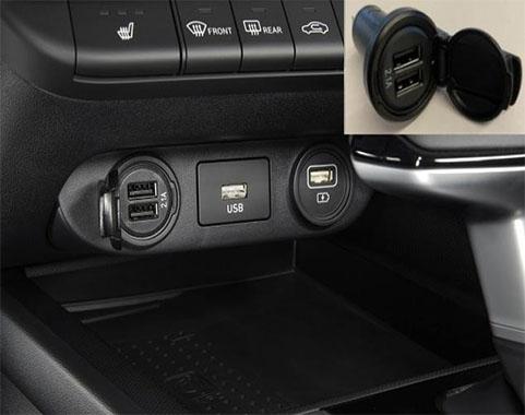 Hyundai Dual USB Charger