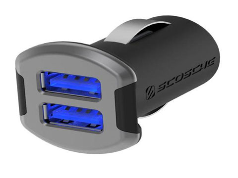 Hyundai Dual USB Plugin Charger