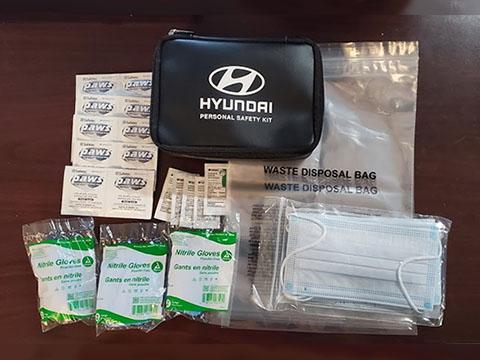 Hyundai Personal Safety Kit