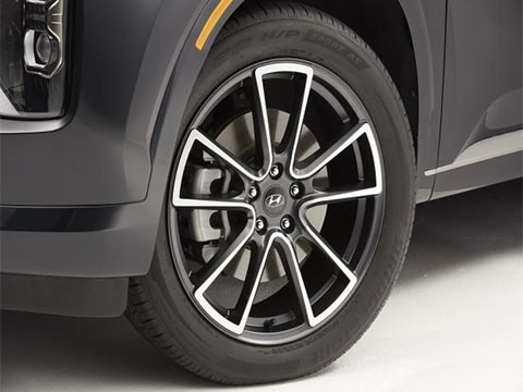 Hyundai Palisade Alloy Wheel Kit