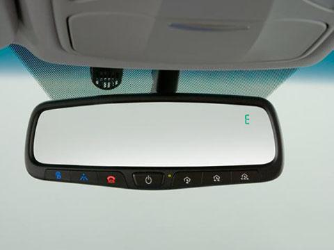 Hyundai Palisade Auto Dimming Mirror3