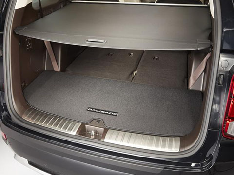 Hyundai Palisade Cargo Screen