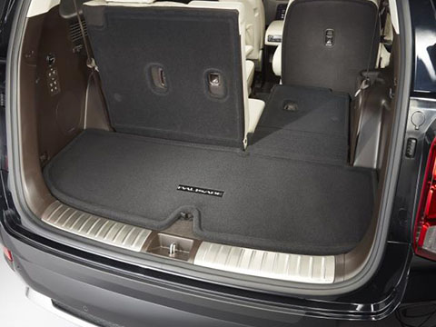 Hyundai Palisade Cargo Tray