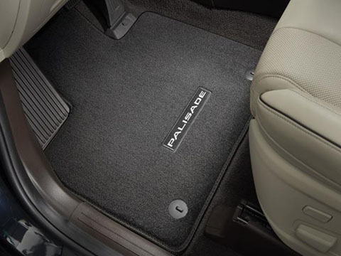 Hyundai Palisade Carpeted Floo Matsr