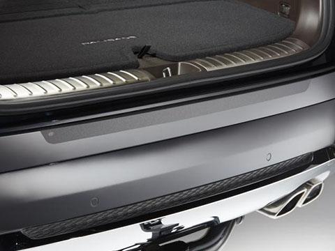 Hyundai Palisade Rear Bumper Applique
