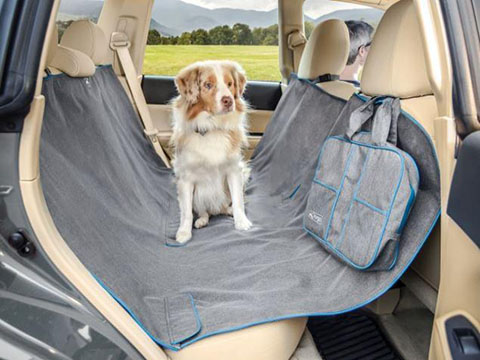 Hyundai Bench Seat Cover - Hammock Style