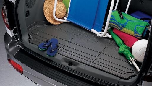 Hyundai Santa Fe Cargo Tray