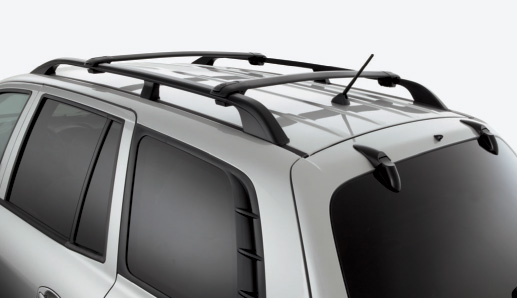 Hyundai Roof Rack Crossrails Kit