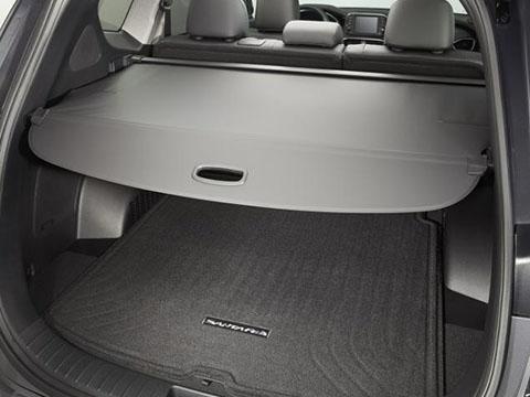 Hyundai Santa Fe Cargo Screen