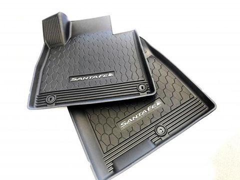 Hyundai Santa Fe Floor Liners