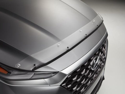 Hyundai Santa Fe Hood Deflector