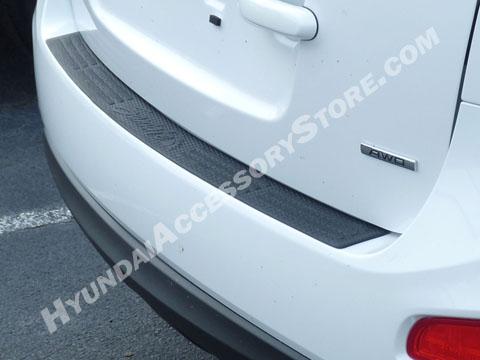Hyundai Santa Fe Rear Bumper Step