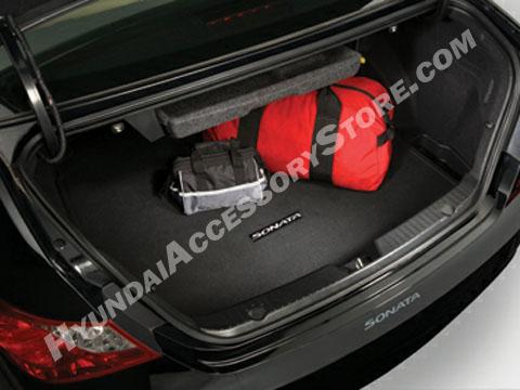Hyundai Sonata Cargo Mat