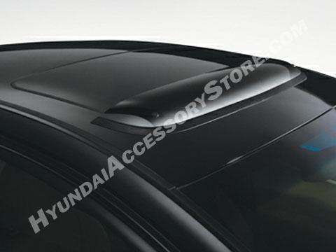 Hyundai Sonata Sunroof Deflector