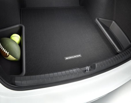 Hyundai Sonata Trunk Storage Bins