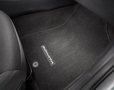 Hyundai Sonata Carpeted Floor Mats